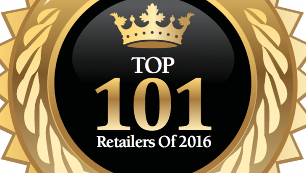 Dealerscope Top 101 Retailers